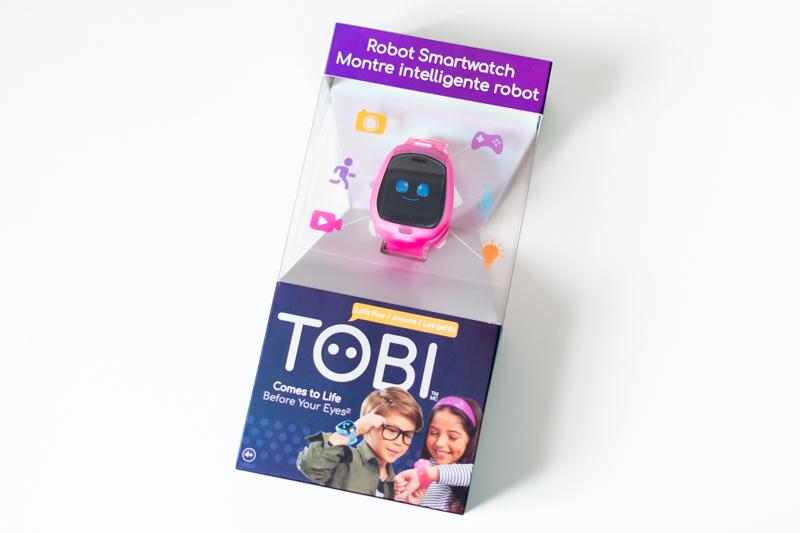 tobi robot smartwatch