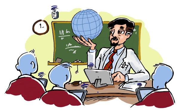 Tablets escolares, ventajas e inconvenientes de uso en el aula