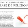 Hermosa carta pastoral sobre la clase de Religión