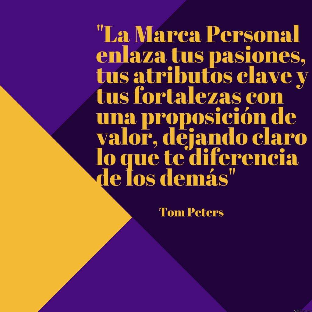 Frases inspiradoras  Personal Branding  Marketing