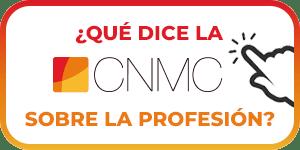 Qué dice la CNMC sobre la profesión