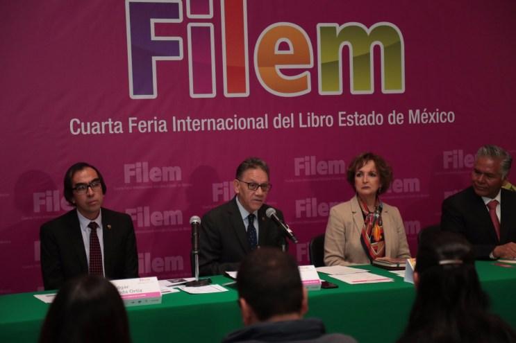 """Alistan evento para """"Vivir el Libro"""" en la FILEM 2018 4"""
