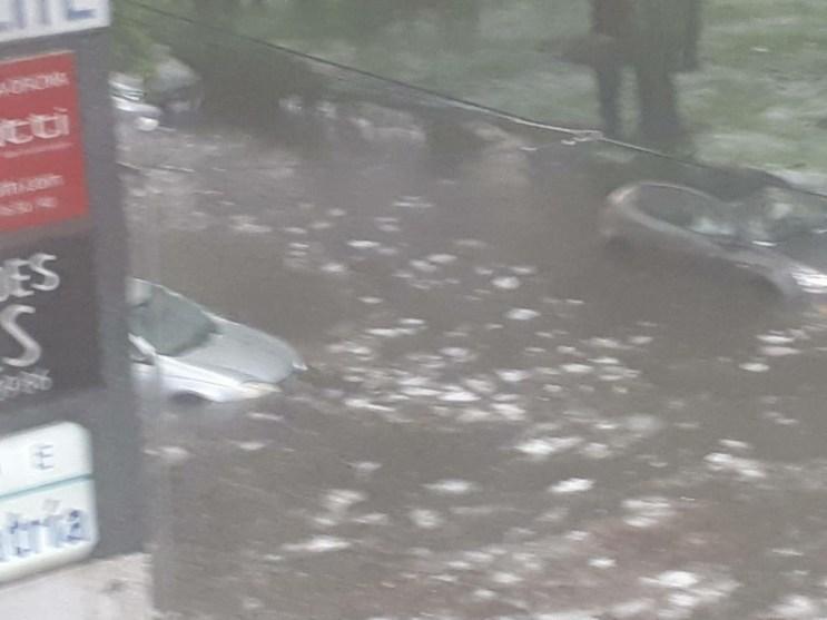 Apoya la CAEM con personal y maquinaria a los municipios afectados por la lluvia de ayer por la tarde 4