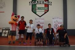 """Cosechan tenismesistas mexiquenses tres medallas en la Paralimpiada Nacional """"Colima 2018"""" 2"""