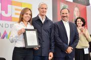 Destaca Alfredo del Mazo impulso para promover una mayor cultura emprendedora en las mujeres mexiquenses 6