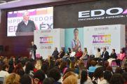 Destaca Alfredo del Mazo impulso para promover una mayor cultura emprendedora en las mujeres mexiquenses 7