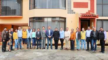 Elijen diputados del PRD a Omar Ortega como su coordinador 3