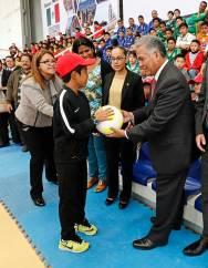 Impulsa fraternidad y paz el Torneo Internacional de Futbol Soccer Juvenil Toluca 2018