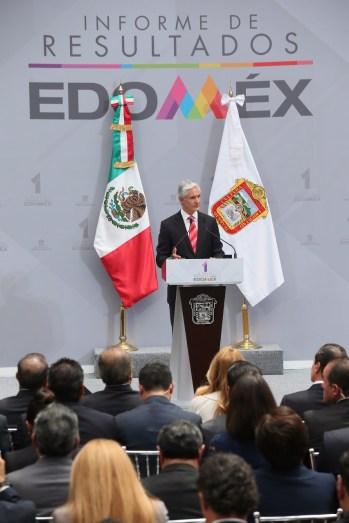 Con firmeza trabajamos para que los mexiquenses tengan mejores condiciones de vida Alfredo del Mazo 3