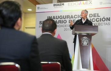 Trabajo coordinado entre GEM y autoridades municipales da mejores resultados a los mexiquenses Alfredo del Mazo 1