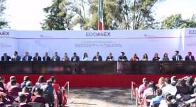 Son unión e independencia baluartes que cimientan el desarrollo del Edoméx: Luis Limón Chávez