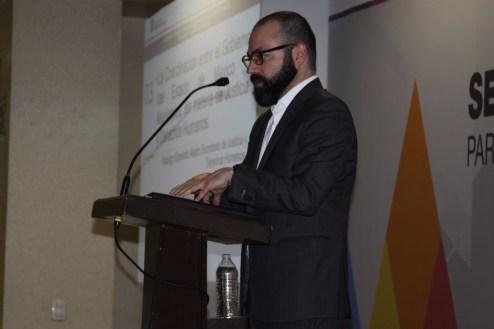 Trabaja SJYDH en coordinación con autoridades municipales electas para garantizar el acceso a la justicia