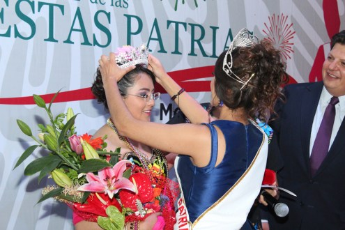 Fiestas Patrias Reina