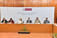 En tres días, la Legislatura Mexiquense instaló 23 comisiones