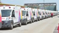 Entrega Alfredo del Mazo nuevas ambulancias al ISSEMYM para brindar mejores servicios de salud a sus derechohabientes 10