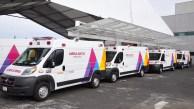 Entrega Alfredo del Mazo nuevas ambulancias al ISSEMYM para brindar mejores servicios de salud a sus derechohabientes 12