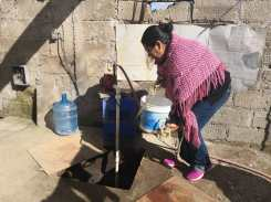Limpiar pozos contaminados por huachicol Mario Cardoso 15
