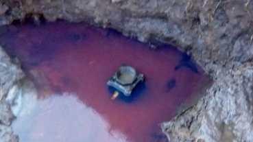 Limpiar pozos contaminados por huachicol Mario Cardoso 5