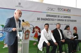 Mejora ISEM calidad de vida de mexiquenses con estrabismo