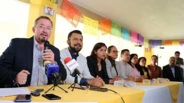 PRD mexiquense plantea renovar dirigencias; conservar nombre, siglas y emblema es una demanda de las bases OOA 4