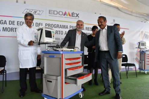 Reciben nueve hospitales del ISEM equipo para diagnosticar y tratar infartos 1