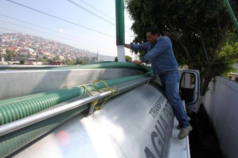 Recuerda CAEM tomar previsiones de almacenamiento para aprovechar el agua potable disponible en cada municipio 1