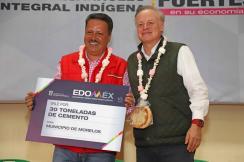 Brinda GEM apoyos en beneficio de habitantes de Morelos y Jocotitlán