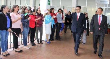 Recibe Edoméx a funcionarios de la provincia de Sichuan, China