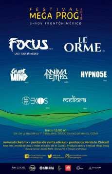 FOCUS y le ORME encabezan Festival Progresivo en la CDMX