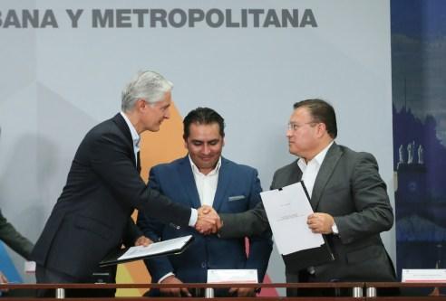 En Edoméx se impulsan ciudades inclusivas, seguras, resilientes y sostenibles: Alfredo del Mazo