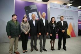 """Aplicación móvil """"Denuncia Edoméx"""" permitirá fortalecer la transparencia y combatir la corrupción en la entidad Alfredo del Mazo 6"""