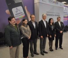 """Aplicación móvil """"Denuncia Edoméx"""" permitirá fortalecer la transparencia y combatir la corrupción en la entidad Alfredo del Mazo 8"""