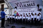 Muestran voces infantiles su talento en el Festival de las Almas 6