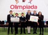 Reconoce gobierno estatal a ganadores de la Olimpiada del Conocimiento Infantil 2018 2