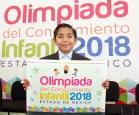 Reconoce gobierno estatal a ganadores de la Olimpiada del Conocimiento Infantil 2018 4
