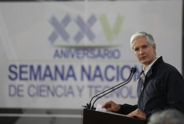 En el Edoméx se apoya la ciencia y la tecnología para alcanzar un mayor desarrollo: Alfredo del Mazo
