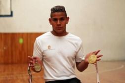 Recibe Yermain Fernández Premio Estatal del Deporte 2018
