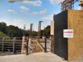 Clausura PROPAEM tres construcciones y una fábrica