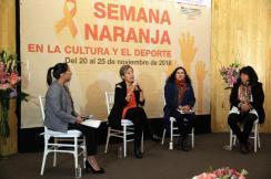 Dialogan mujeres que se desarrollan profesionalmente en la Cultura