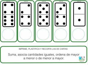juego cartas domió