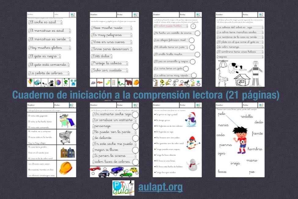 cuaderno iniciación <a class=