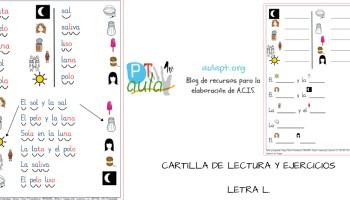 Material LECTOESCRITURA - Aula PT