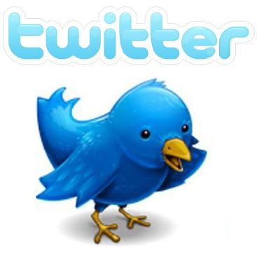 Des Gazouillis avec Twitter