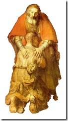 Fils prodigue - Rembrandt