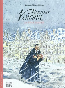 Trois BD : Vincent, Yona… et un lapin bleu