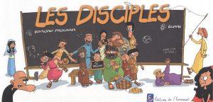 Toutes les mauvaises raisons de lire 'Les disciples' d'E.Prochain & Elvine