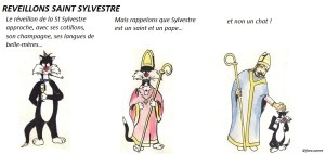 Réveillons Saint Sylvestre !