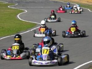 Karting … avec un K comme carême