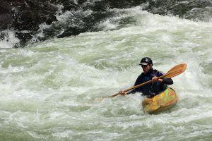 Kayak … avec un K comme carême