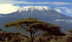 Kilimandjaro … avec un K comme carême
